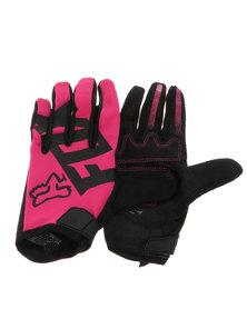 Fox Performance Women's Ripley Glove Pink