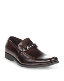 Franco Gimelli Juan Dress Shoes Burgundy