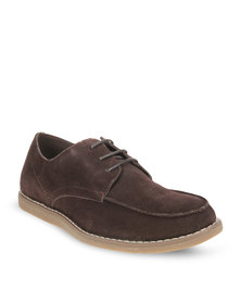 Franco Gemelli Alfranco Lace Up Shoes Brown