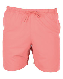 Franks Casual Shorts Crimson Pink