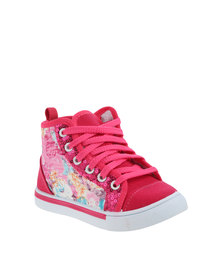 Free Time Floral High Top Pink