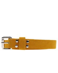 Friis & Company Coli Belt Yellow