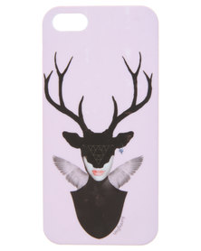 Funky Fish Stag Angel Iphone Cover
