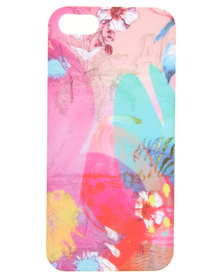 Funky Fish Abstract Iphone Cover