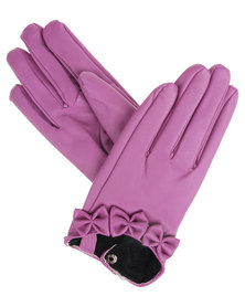 Funky Fish Gloves Purple