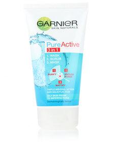 Garnier Pure 3-in-1 Cleanser