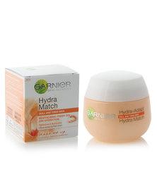 Garnier Hydra Match Revitalising Fresh Gel - Dull & Tired Skin 50ml