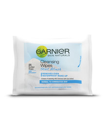 Garnier Start A Fresh Facial Wipes