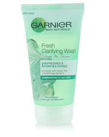 Garnier Fresh Clarifying Gel Wash 150ml