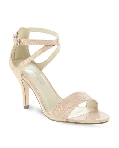 Nude Medium Heels 7Iq16N3M