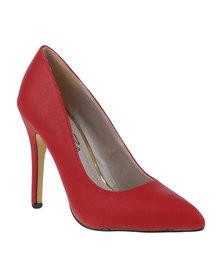 Gino Paoli High Heel Red