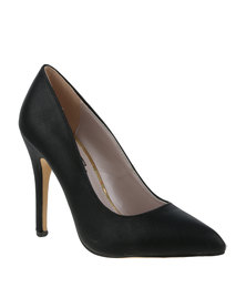 Gino Paoli High Heel Black