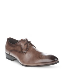 Gino Paoli Dress Shoes Brown