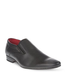 Gino Paoli Formal Slip On Shoes Black