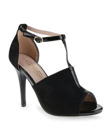 Gino Paoli High Heels Black