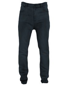 Globe Select Denim Lo Slung Jeans Blue