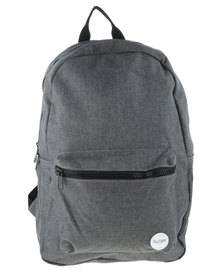 Globe Dux Deluxe 18L Backpack Charcoal