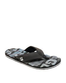 Globe Bumps Sandals Black