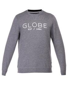 Globe Mod Crew II Sweater Grey