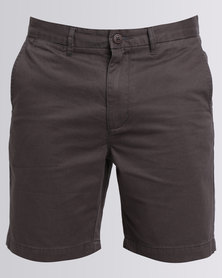 Globe Goodstock Chino Walkshort Grey