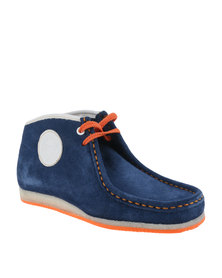 Grasshoppers Buster Shoe Blue