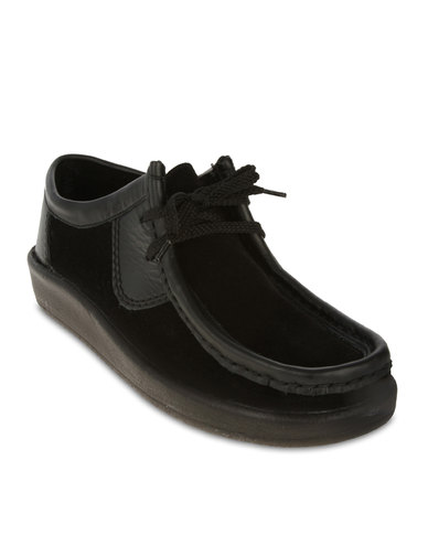 Grasshoppers Spoiler Casual Shoes Black