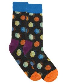 Happy Socks Out of Focus Socks Multi