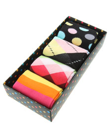 Happy Socks Gift Packs Socks Multi