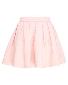 Hashtag Selfie Playful Sugar Skirt Pink