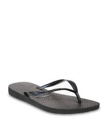 Havaianas Slim Flip-Flops Black