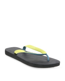 Havaianas Top Mix Flip Flops Black