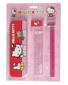 Hello Kitty Tin Pencil Case Pink