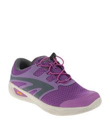 Hi-Tec V-Lite Rio Race Shoes Purple