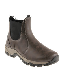 Hi-Tec Altitude Chelsea Hiking Boot Brown