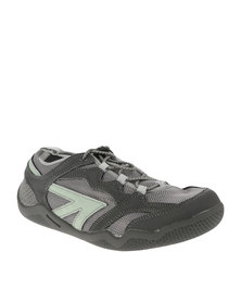 Hi-Tec Wolf River Aqua Shoe Grey