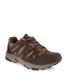 Hi-Tec Langdale Sport Shoes Brown