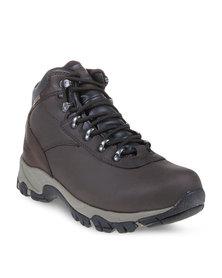 Hi-Tec Altitude V I WP Hiking Boots Brown