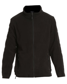 Hi-Tec Boulder FZ Fleece Black