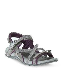 Hi-Tec Premilla Strap Women's Sandals Grey