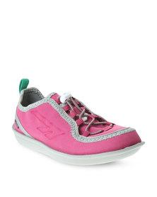 Hi-Tec Zuuk Lite i Women's Trainer Pink/Grey