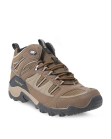 Hi-Tec Bryce Hiking Shoes Brown
