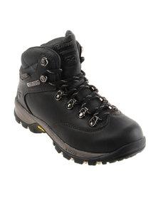 Hi-Tec V-Lite Altitude Ultra Luxe Wpi Hiking Boot Chocolate