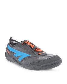 Hi-Tec Aqua White Water Sandals Grey