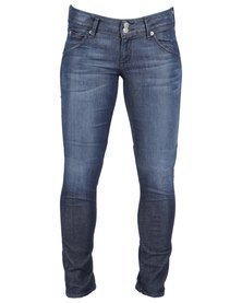 Hudson Collin Skinny Jeans Crete