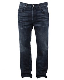 Hudson Dandy Straight Leg Jeans Blue