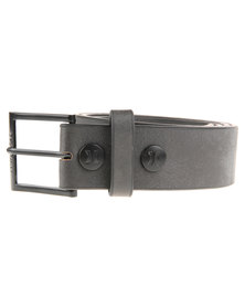 Hurley Business Card Belt Black