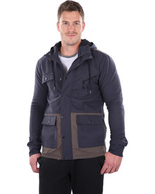 Hurley Occupy Jacket Navy