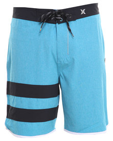 Hurley BP Heather Board Shorts Blue