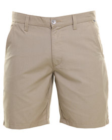 Hurley Basic 2.0 Walk Shorts Beige