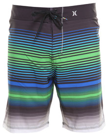 Hurley P30 Slashed Boardshort Black